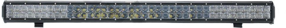 Автофара балка LED на крышу (66 LED) 5D-198W-MIX
