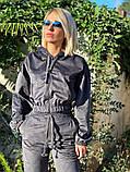 Вельветовый спортивный костюм батник штаны размер: с-м, м-л, фото 4