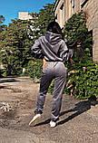 Вельветовый спортивный костюм батник штаны размер: с-м, м-л, фото 7