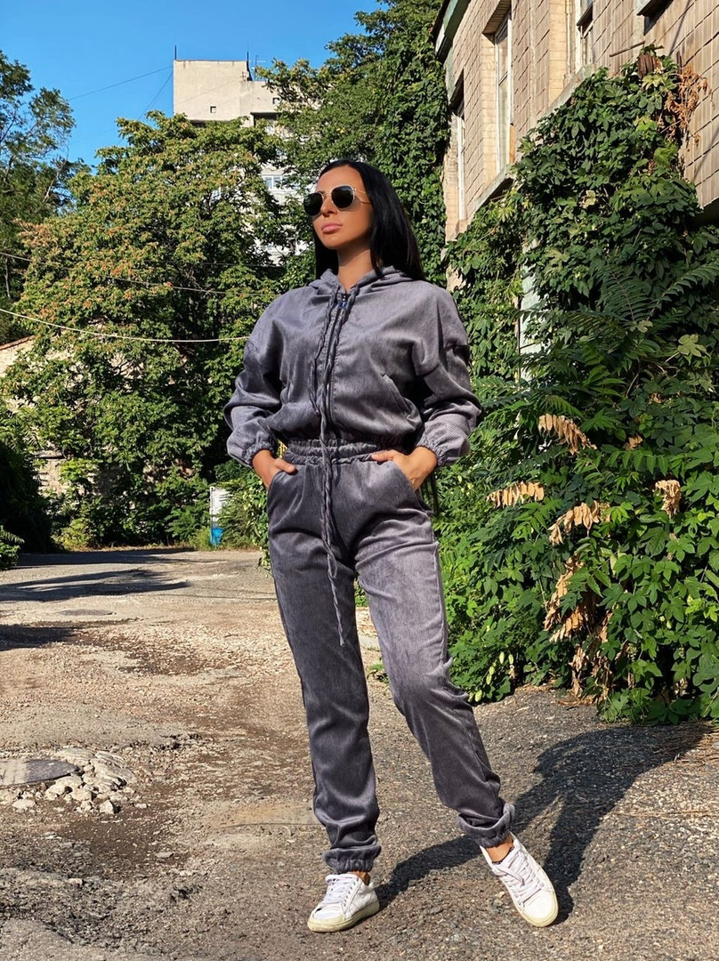 Вельветовый спортивный костюм батник штаны размер: с-м, м-л