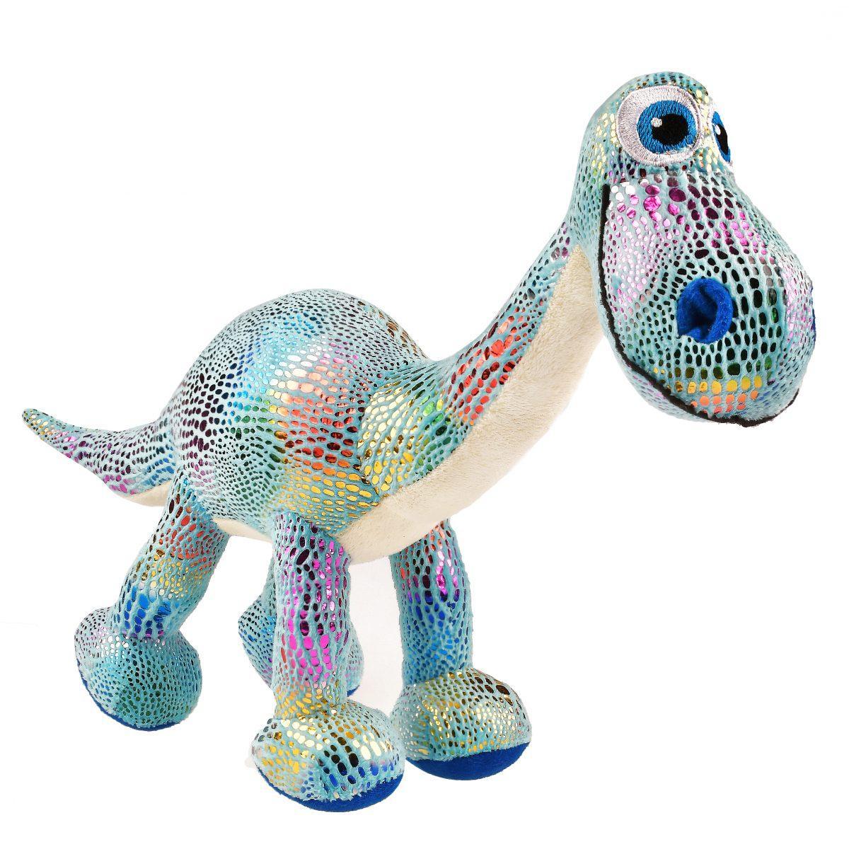 Игрушка мягконабивная «Динозаврик Даки» DRD01B