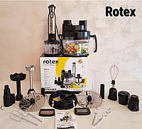 Блендер погружной Rotex RTB890-B мини-комбайн 1000W