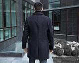 Пальто зимнее мужское BATYA (черное), фото 6