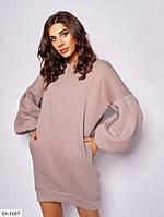 Платье женское  теплое Ольга