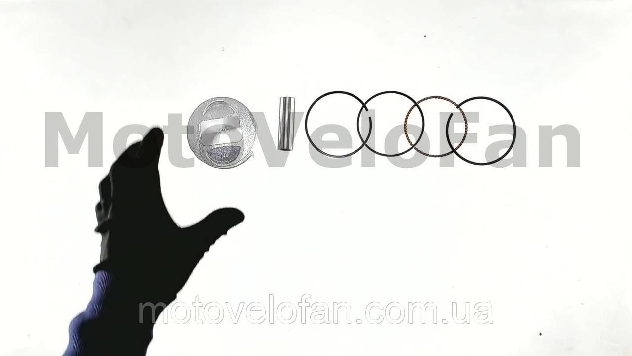 Поршень   4T CB/CG   Ø67,50mm, p-16   (200/250cc 0,50:  167FML, 167FMM)   SUNY   (mod.B)