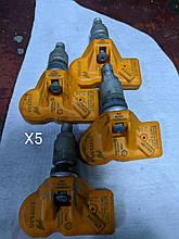 Датчики тиску в шинах BMW X5 E70 HUF INTELSENS UVS4020 433HMz OEM 36106790054 36106856227