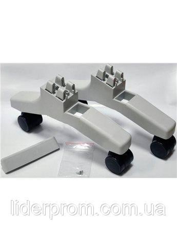 Ножки Термия КОА-03 с колесиками для конвекторов, фото 2