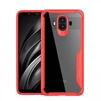 TPU+PC чехол iPaky Luckcool Series для Huawei Mate 10