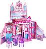 Замок-кейс Барби Марипоса и Принцесса Фей Barbie Mariposa and The Fairy Princess Playset