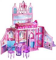 Замок-кейс Барби Марипоса и Принцесса Фей Barbie Mariposa and The Fairy Princess Playset, фото 1