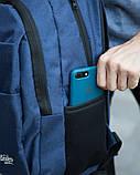 Рюкзак Traveller (синій), фото 8