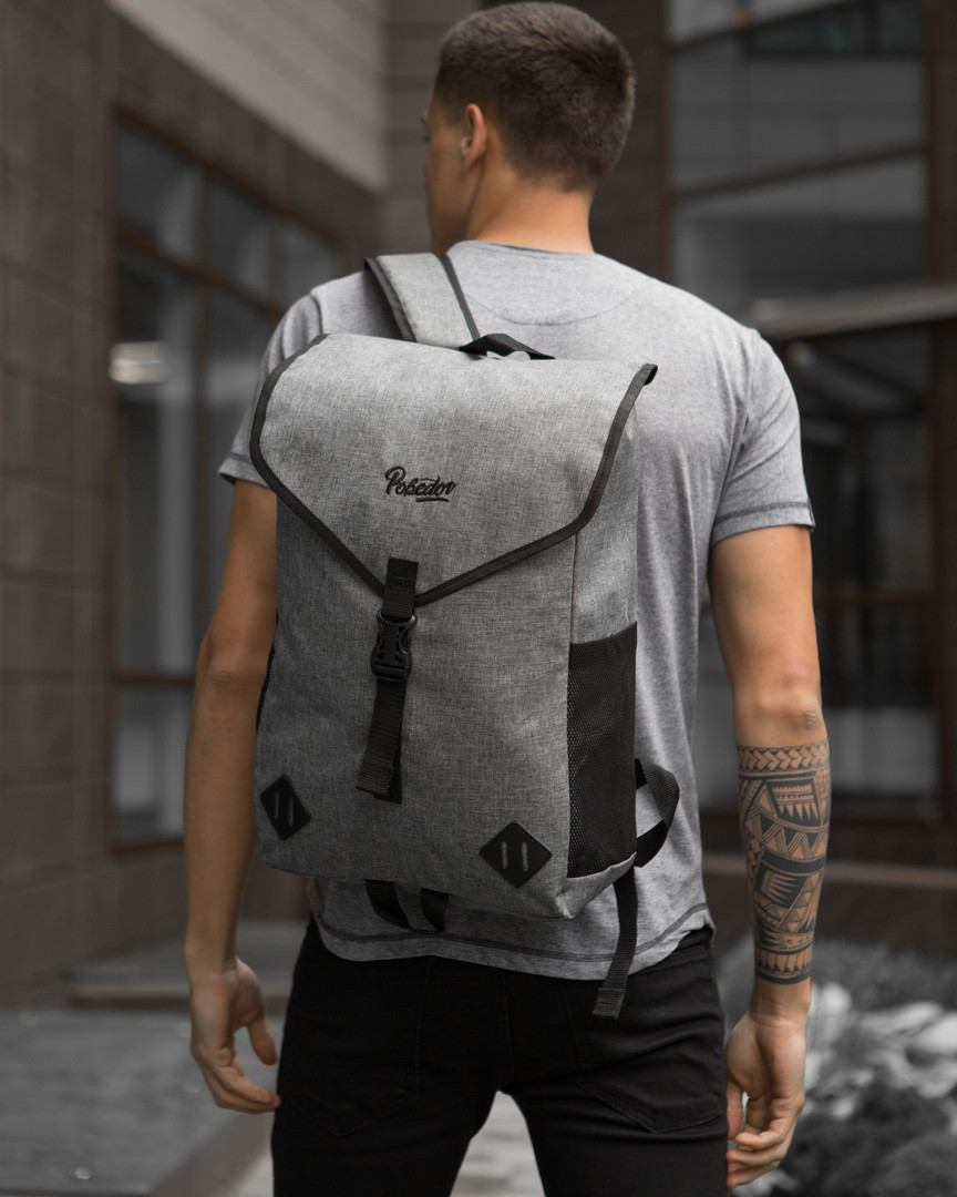 Рюкзак Backpack Journey (cветло-серый)