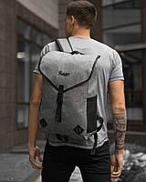 Рюкзак Backpack Journey (cветло-серый), фото 1