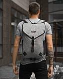 Рюкзак Backpack Journey (cветло-серый), фото 2