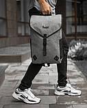 Рюкзак Backpack Journey (cветло-серый), фото 3