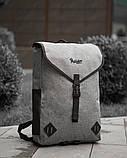 Рюкзак Backpack Journey (cветло-серый), фото 5