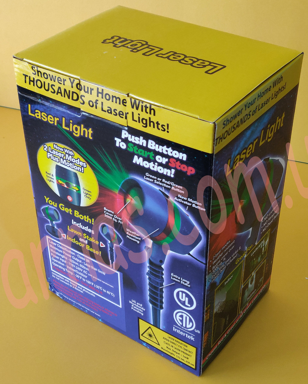 Лазерний проектор Laser Light (N2)