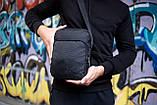 Сумка-месенджер Soulder Bag 'Hide' чорна, фото 2