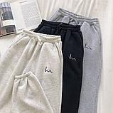 Теплые женские брюки 39-410, фото 3