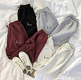 Теплые женские брюки 39-410, фото 4