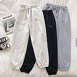 Теплые женские брюки 39-410, фото 5