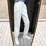 Теплые женские брюки 39-410, фото 6