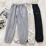 Теплые женские брюки 39-410, фото 7