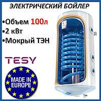 Бойлер 100 литров Tesy Bilight 2,0 кВт GCV9S 1004420 B11 TSRCP. Электрический накопительный водонагреватель