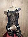 Сексуальная боди-сетка с рисунком в упаковке/ бодистокинг сексуальное белье эротическое белье, фото 10