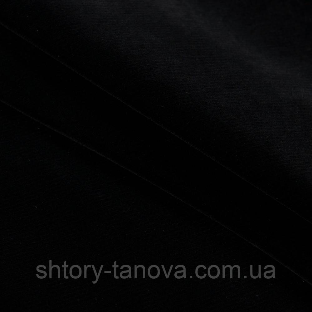 Велюр восгес/vosges черный сток