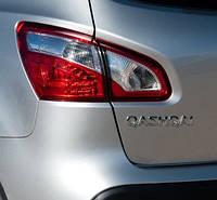 Эмблема надпись багажника Nissan Qashqai, фото 1
