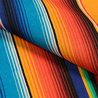 Уличная ткань яркие полосы Дралон Испания мультиколор для штор беседки, садовых качелей, гамак-ткань