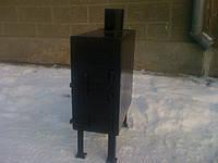 Печка Буржуйка эконом вариант с колосником в комплекте