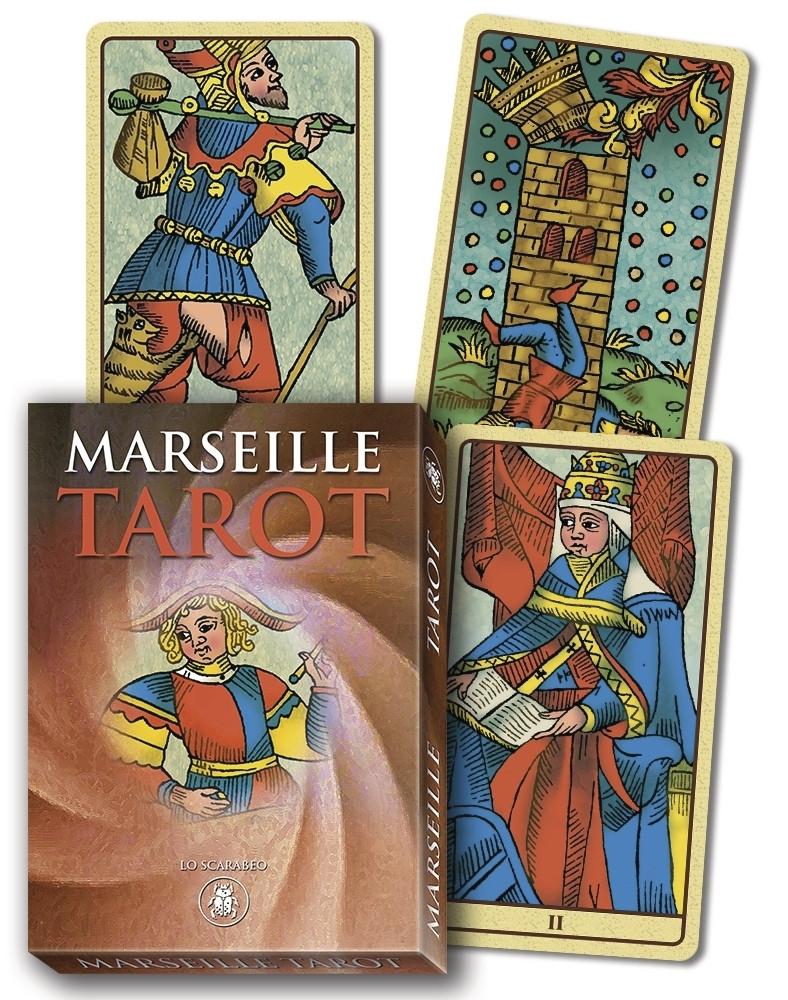 Marseille Tarot Grand Trumps/ Марсельское Таро (Старшие Арканы)