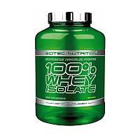 Изолят сывороточного протеина Scitec Nutrition 100% Whey Isolate 2 kg