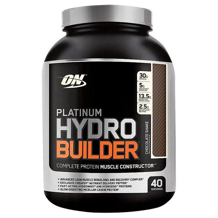 Гидролизат сывороточного протеина Optimum Nutrition Platinum Hydro Builder 2 kg