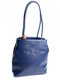 Жіноча сумка 20311 синяя