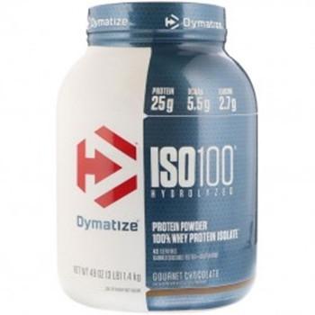 Ізолят сироваткового протеїну Dymatize ISO 100 1.36 kg