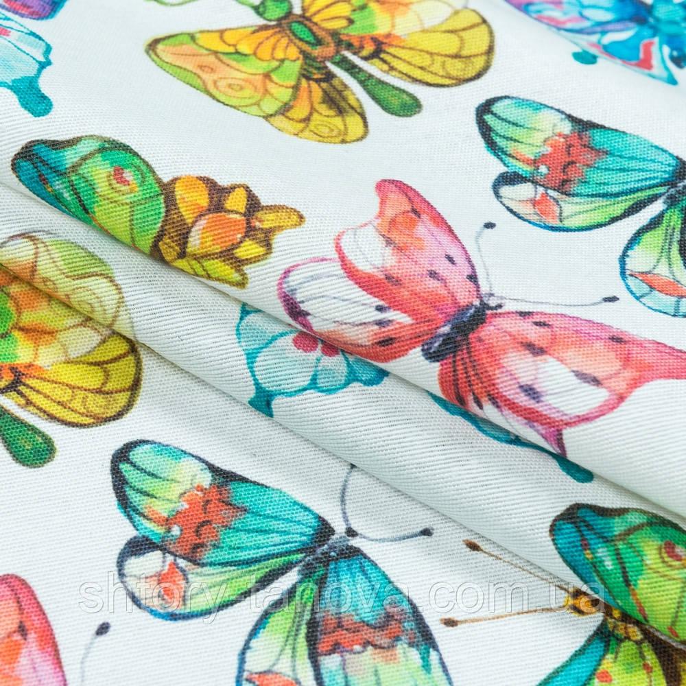 купить декоративные бабочки из ткани