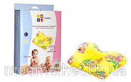 Детская Подушка ортопедическая для младенцев ТОП-110