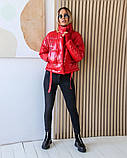 Качественная женская теплая куртка! Размеры: от 42 по 48!, фото 2