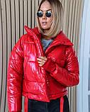 Качественная женская теплая куртка! Размеры: от 42 по 48!, фото 5