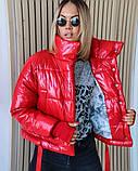 Качественная женская теплая куртка! Размеры: от 42 по 48!, фото 7