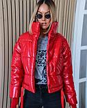 Качественная женская теплая куртка! Размеры: от 42 по 48!, фото 9