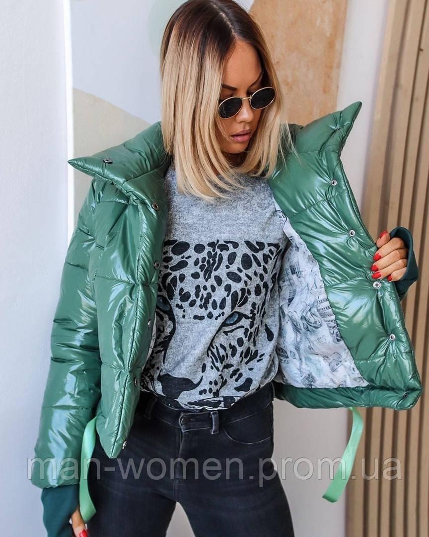 Качественная женская теплая куртка! Размеры: от 42 по 48!