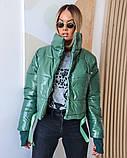 Качественная женская теплая куртка! Размеры: от 42 по 48!, фото 4
