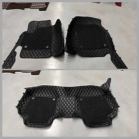 Комплект Килимків 3D Toyota Camry 40 + дод килимки ПВХ, фото 2