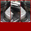 Комплект Килимків 3D Toyota Camry 40 + дод килимки ПВХ, фото 3