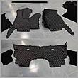 Комплект Килимків 3D Toyota Camry 40 + дод килимки ПВХ, фото 6