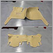 Комплект Ковриков 3D Audi Q7 + Багажник